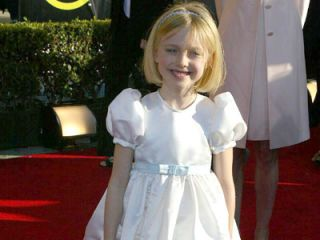dakota fanning in 2002