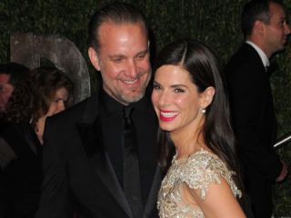 jesse james and sandra bullock with oscar