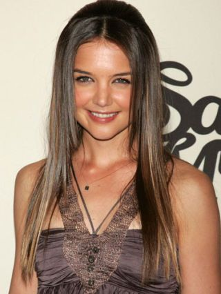 Katie Holmes Hairstyles Pictures Of Katie Holmes Hair