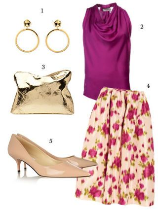 Product, Textile, White, Pink, Style, Earrings, High heels, Purple, Magenta, Pattern,