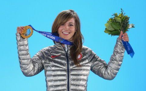 Kaitlyn Farrington Interview Gold Medal