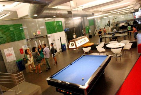 10 Companies with the Best Work Perks Ever
