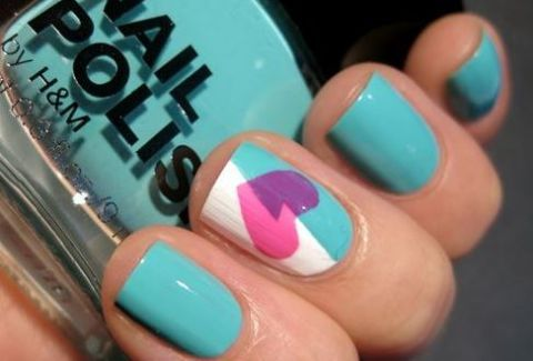 20 Anti Valentine S Day Nail Art Ideas Photos