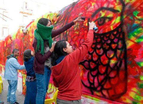 women graffiti artists