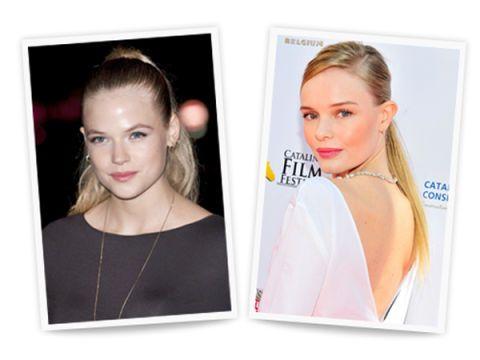 Hair, Face, Head, Ear, Lip, Hairstyle, Chin, Forehead, Eyebrow, Photograph,