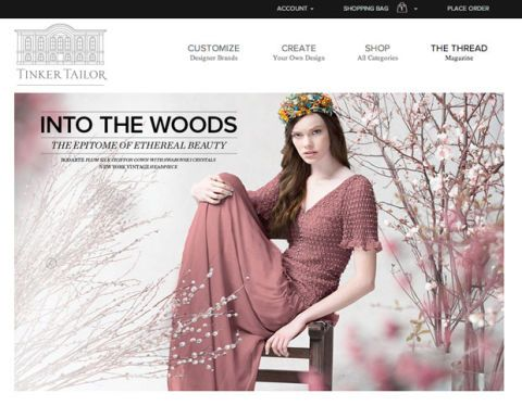6ee6bb80ef8d New Site Tinker Tailor Helps You Make Your Own Designer Clothes