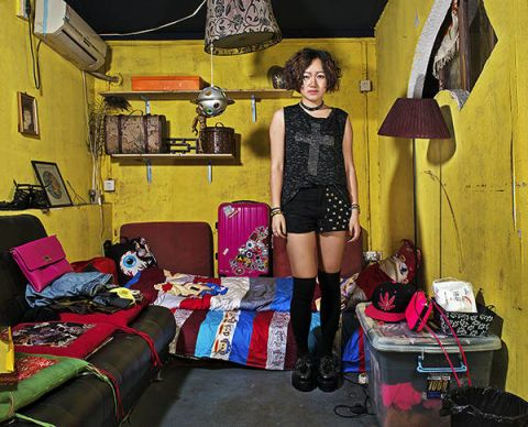 No Place Like Home: What Single Women's Bedrooms Look Like All Over the World