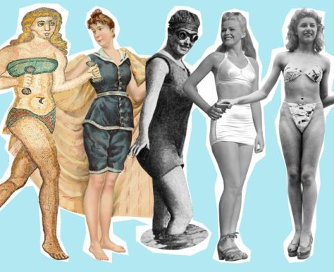 History of the Bikini