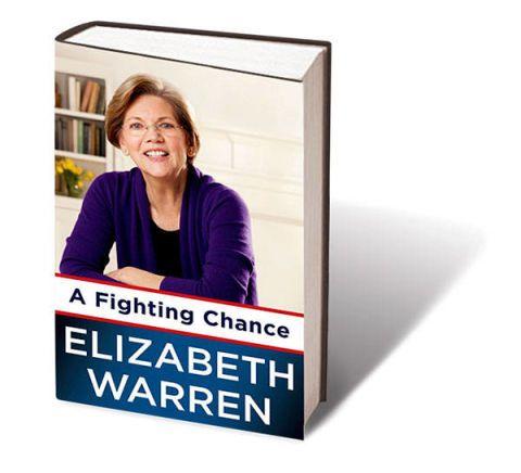 senator elizabeth warren book