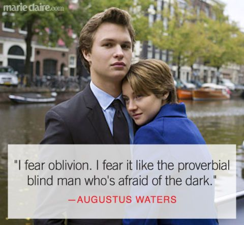 The Fault In Our Stars Quotes The Fault In Our Stars Movie