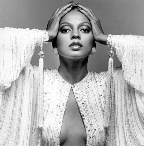 diana ross fashion
