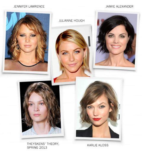summer 2013 short hair trend best summer haircuts