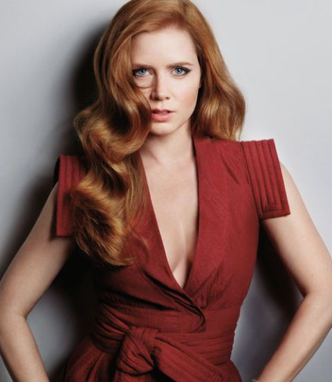 Amy Adams on Playing Against Type