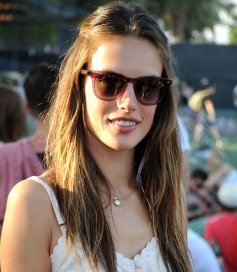 hottest spring hairstyles alessandra ambrosio
