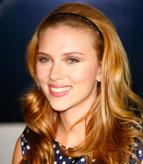hairstyles men love scarlett johansson