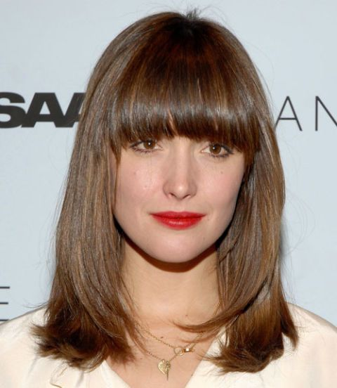 hairstyles men love rose byrne