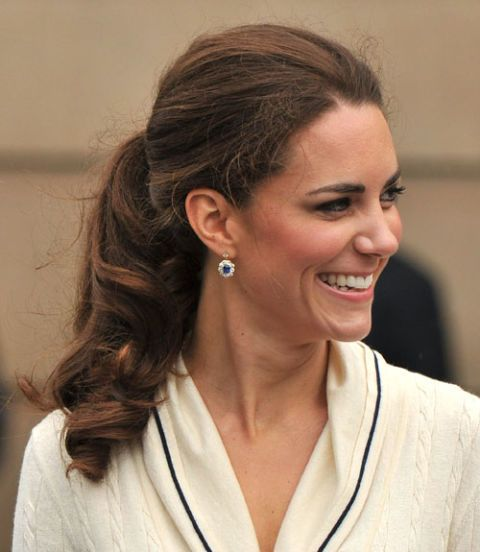 hairstyles men love kate middleton