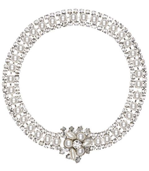 miu miu necklace