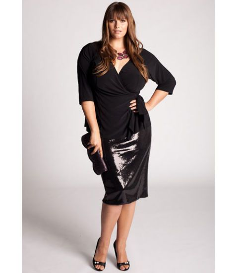 2019 clearance sale comfortable feel buy online Kay Unger Phoebe Couture - Plus Size Holiday Dresses