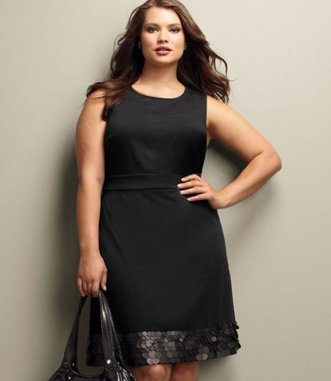 Kay Unger Phoebe Couture Plus Size Holiday Dresses