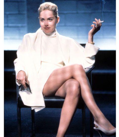 Sharon Stone, <i>Basic Instinct</i>
