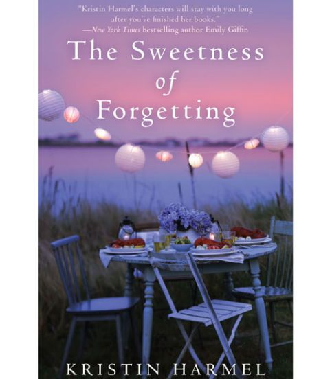 <i>The Sweetness of Forgetting</i> by Kristin Harmel