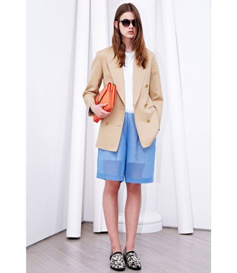 Clothing, Product, Sleeve, Shoulder, Collar, Textile, Bag, Outerwear, White, Coat,