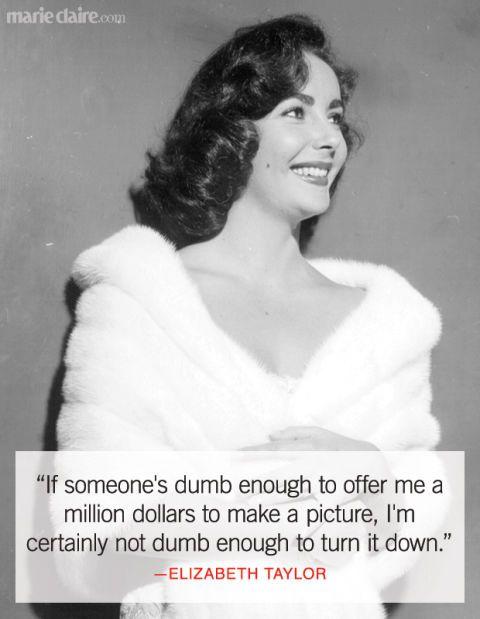 9 Best Elizabeth Taylor Quotes - Inspirational Women Quotes