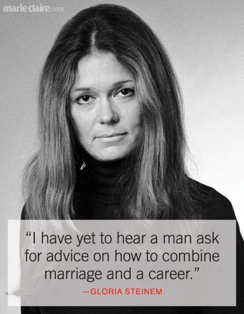 Gloria Steinem Quotes - Inspirational Women Quotes