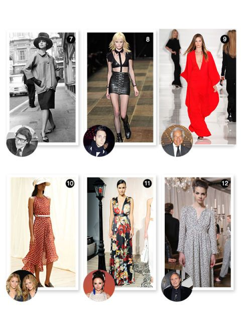 The History Of Fashion S Designer Names