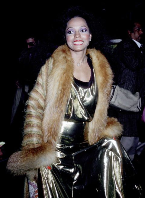Diana Ross Style