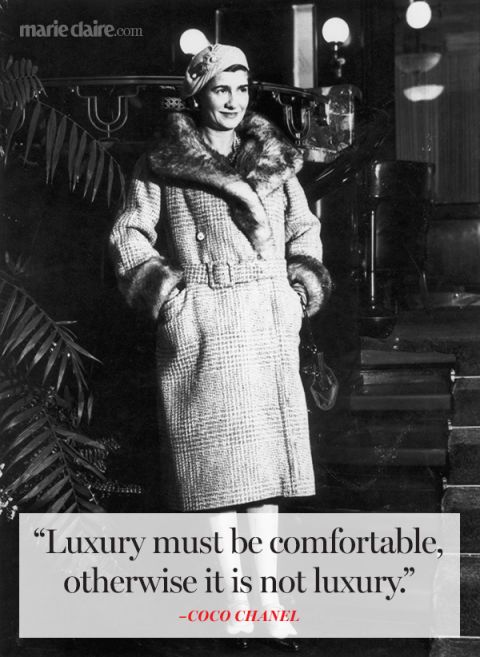 Citaten Coco Chanel : Best coco chanel quotes fashion