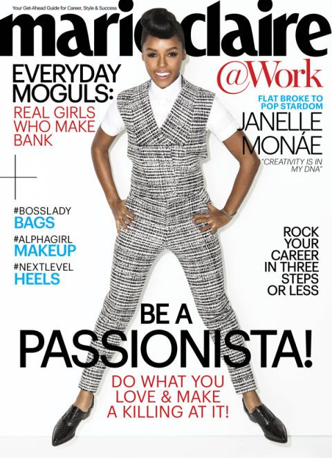 Janelle Monáe: The Passionista