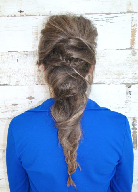 How To Mermaid Tail Braid - Braid Hairstyles