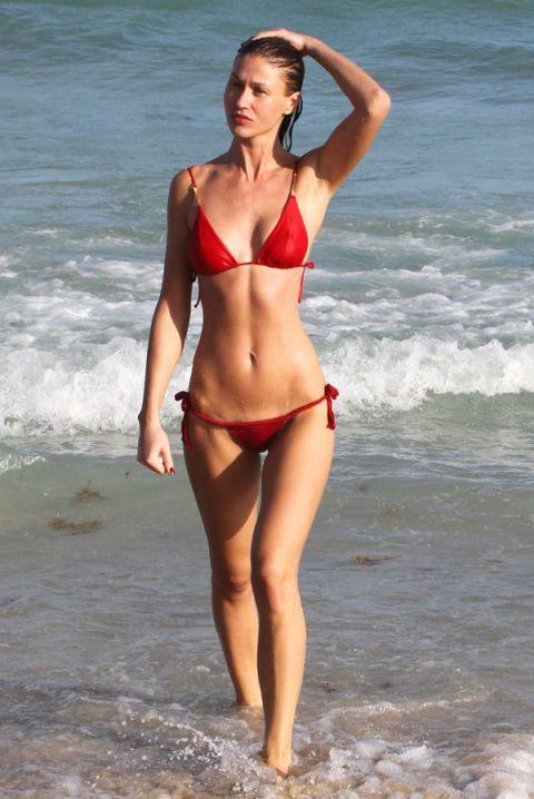 Red Bikini Ass