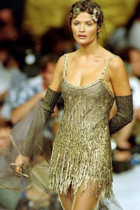 Top D Exhibition Model : The supermodels of s famous models