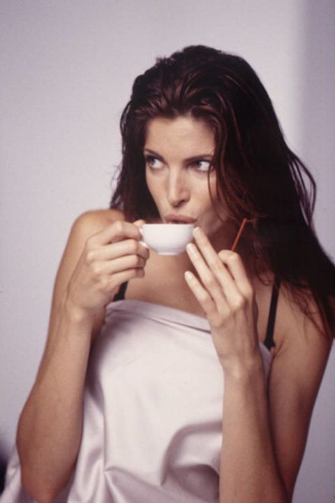 "Stephanie Seymour Stephanie Seymour became just as famous for her wild ways—and high profile relationships (she dated Axl Rose)—as she was for her ""perfect body,"" as Richard Avedon called it. During her career, she posed for most of the major fashion magazines, as well as Sports Illustrated and Playboy ."