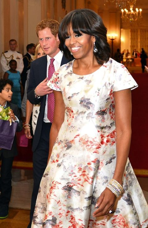 Dressed to Thrill: Michelle Obama in Prabal Gurung