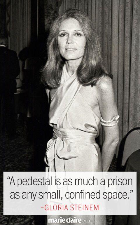 8 Best Gloria Steinem Quotes on Feminism and Life