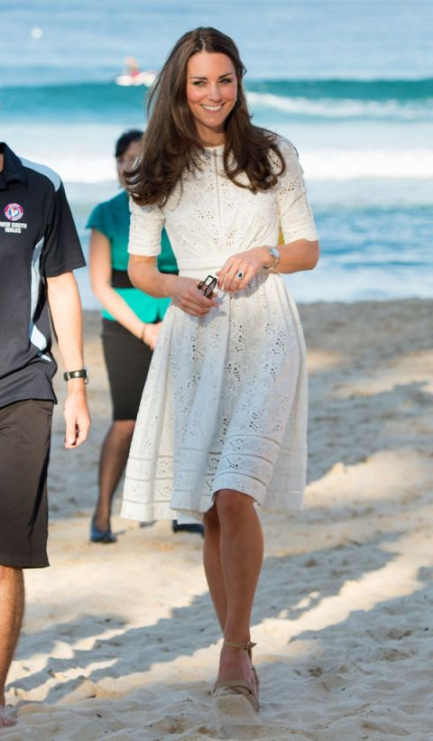 Kate Middleton Makes Her Australian Designer Debut In
