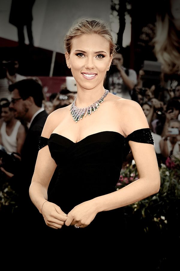 20 Questions With Scarlett Johansson