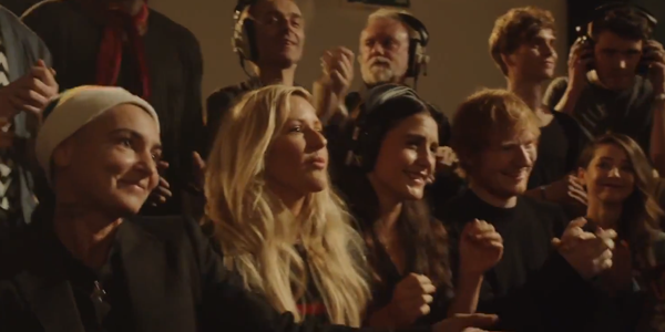 Watch Rita Ora, Sam Smith, One Direction and More Sing 'Do They Know It's Christmas?'