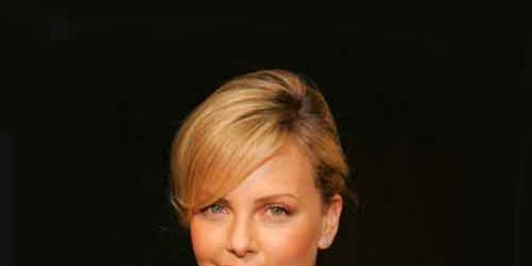 Q&A With Charlize Theron