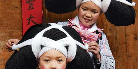 Hairstyles From Around The World