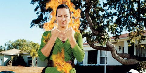 Zoe Bell: Stunt Woman For The Stars
