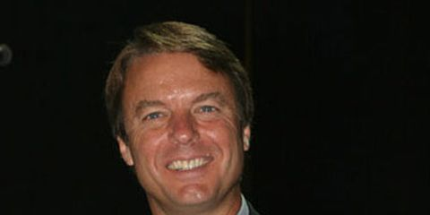 Interview with John Edwards