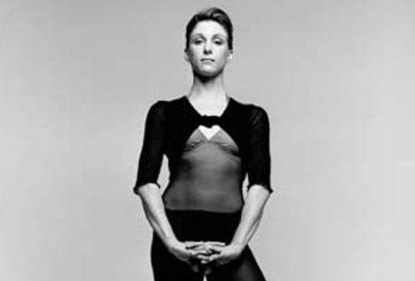 jenny somogyi who is a ballerina