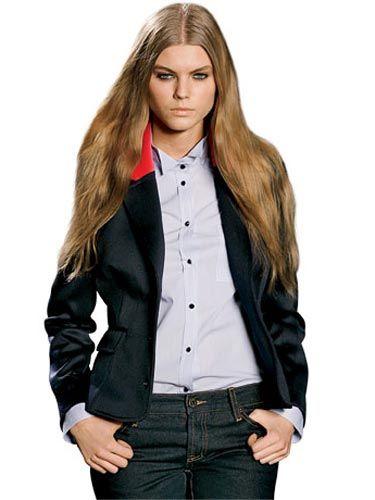 boy style blazers