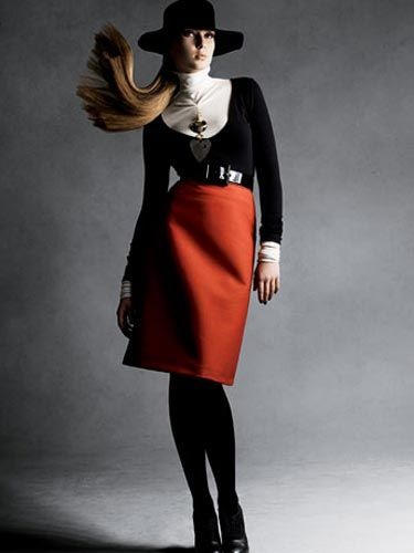 Fall Fashion Trend Report From Marie Claire