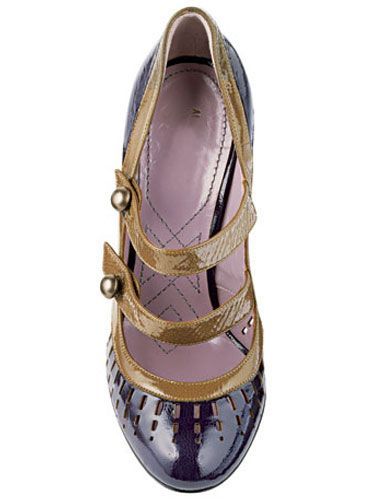 Fashion: 10 Best Shoes. $665, Alberta Ferretti; (787) 765-2424.